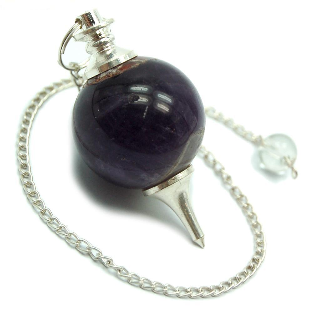 Amethyst-Ball-Pendulum1