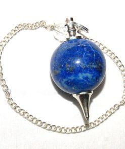 Lapis Lazuli Εκρεμμές Σφαίρα