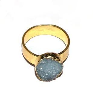 Δαχτυλίδι από αγγελίτη