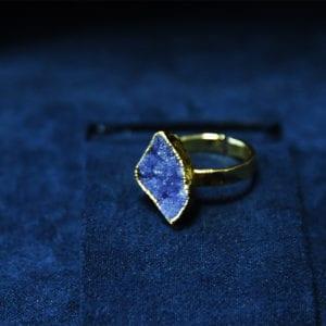 Δαχτυλίδι από αμέθυστο