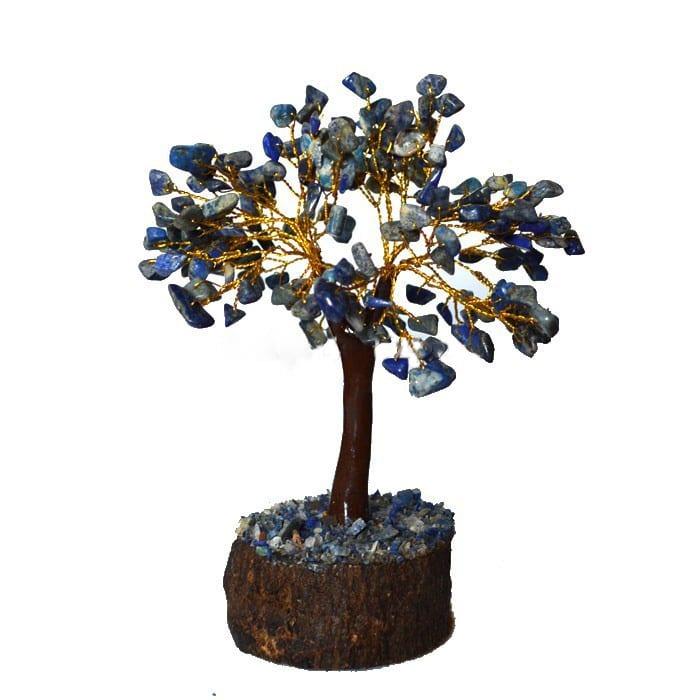 Δένδρα με ημιπολύτιμους λίθους