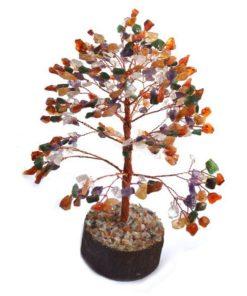 Δέντρο ζωής ημιπολύτιμων κρυστάλλων