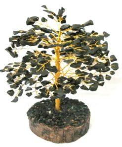 δέντρο απο 300 πέτρες μαυρου όνυχα