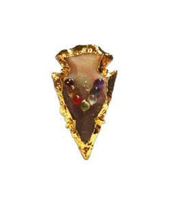 Δαχτυλίδι chakra από καρνεόλη