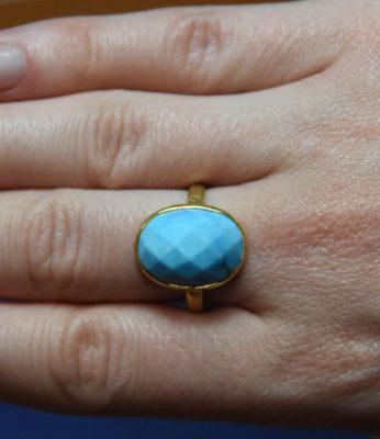 Δαχτυλίδι κυκλικό χαολίτη