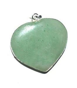 Μενταγιόν green heart