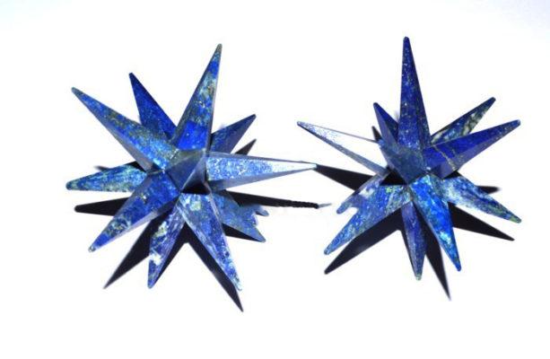 Αστέρι merkaba λάπις λάζουλι
