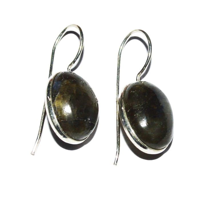 Σκουλαρίκια lambradorite
