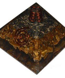 Πυραμίδα οργόνης μάτι της τίγρης
