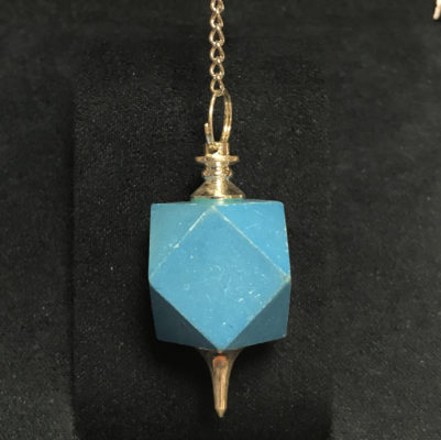 Turquoise εκκρεμές πολύγωνο