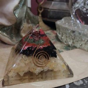 πυραμίδα πλούτου και αφθονίας