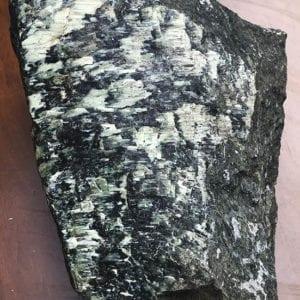 Φυσικό ορυκτό πέτρωμα σερπεντίνη 2