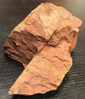 Ορυκτό πέτρωμα βωξίτη