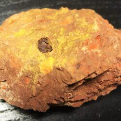 Σπάνιο φυσικό πέτρωμα βωξίτη