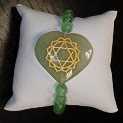 βραχιολι πρασινι αβεντουρινη